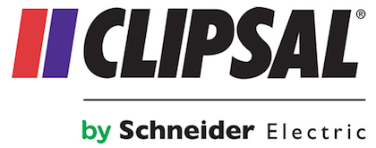 clipsal by schneider electric logo
