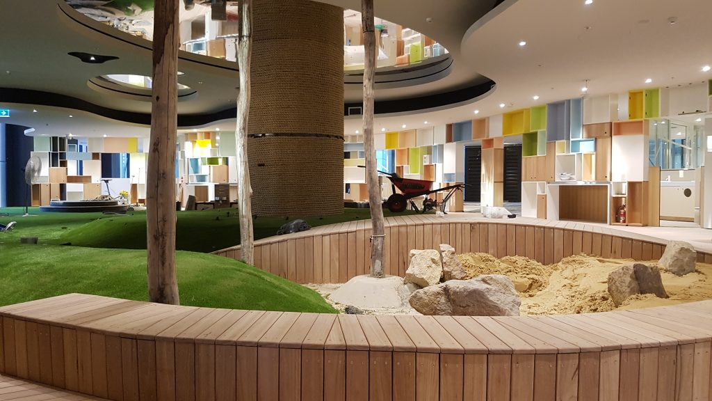 Guardian Childcare - Automated Lighting Control
